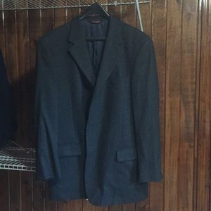 Jos A Bank grey wool sport coat